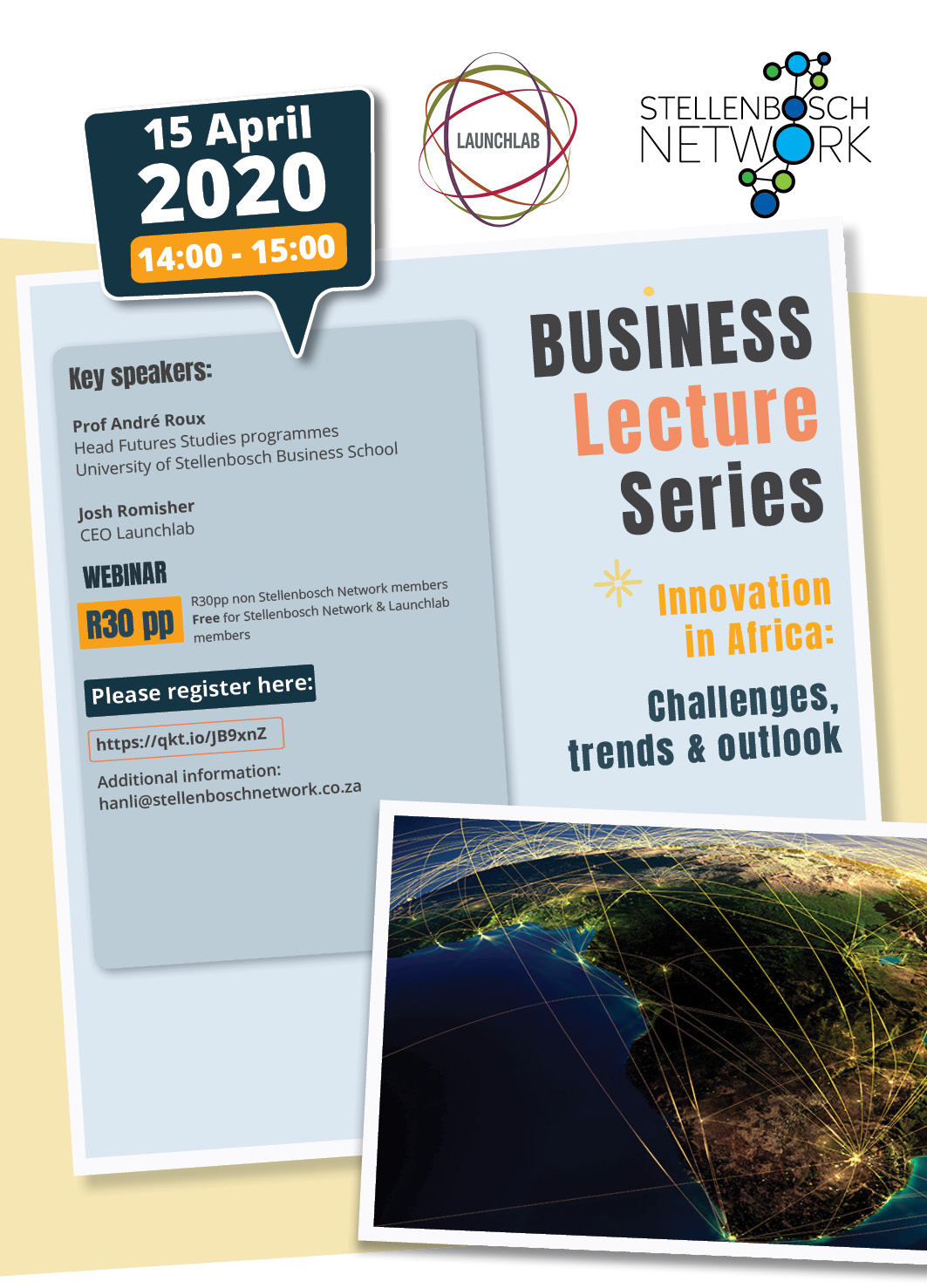 Webinar Innovation In Africa Challenges Trend Amp Outlook